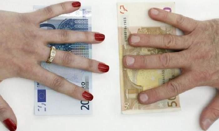 ¿Por qué las mujeres ganan menos € que loshombres?