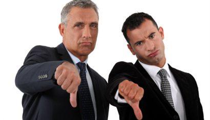 Los jefes, no despiden personas, despidenactitudes.