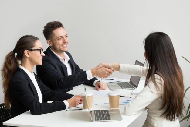 El reclutamiento colaborativo
